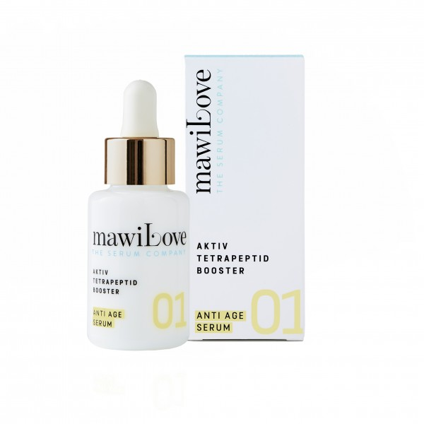 MAWILOVE 01 SERUM ACTIV TETRAPEPTID BOOSTER 30ml