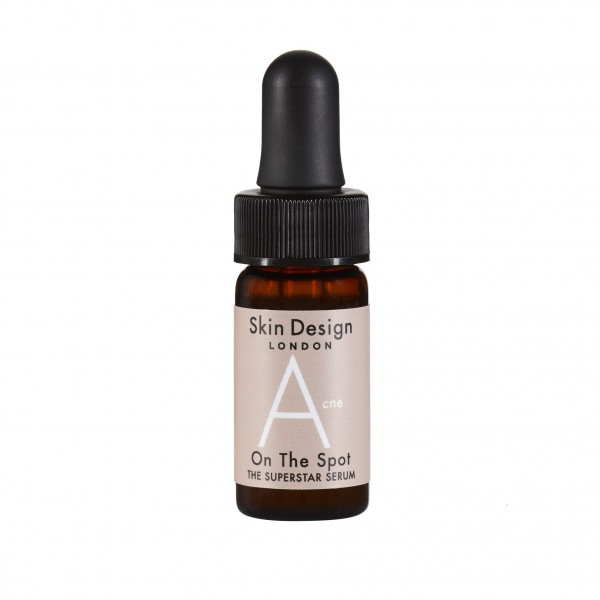 SKIN DESIGN LONDON A-ACNE SERUM 7ml