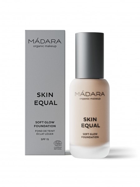MADARA MAKE-UP SKIN EQUAL FOUNDATION 30 ROSE IVORY 30ml