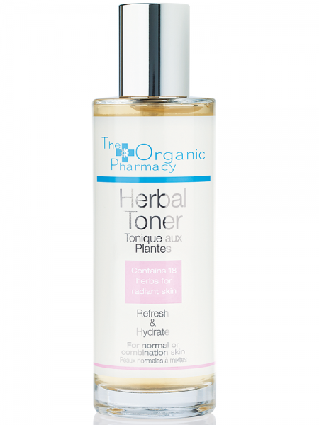THE ORGANIC PHARMACY HERBAL TONER 100ml