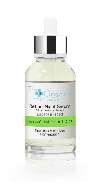 THE ORGANIC PHARMACY RETINOL NIGHT SERUM 2,5% 30ml