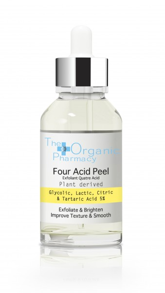 THE ORGANIC PHARMACY FOUR ACID PEEL SERUM 5% 30ml