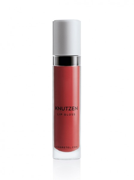 UND GRETEL KNUTZEN LIP GLOSS 4 MATTE SUNRISE RED,6ml
