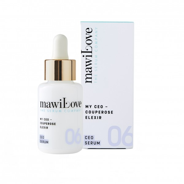 MAWILOVE 06 MY CEO - COUPEROSE ELIXIER 30ml