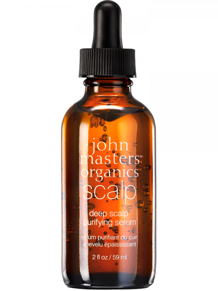 JOHN MASTER ORGANICS DEEP SCALP PURIFYING SERUM, KOPFHAUT SERUM 59 ml