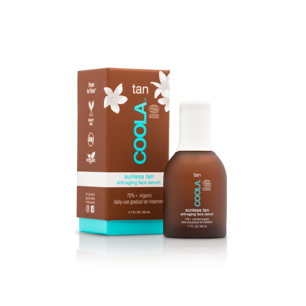 COOLA SUNLESS TAN ANTI-AGE FACE SERUM 50ml