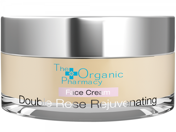 THE ORGANIC PHARMACY DOUBLE ROSE REJUVENATING FACE CREAM 50ml
