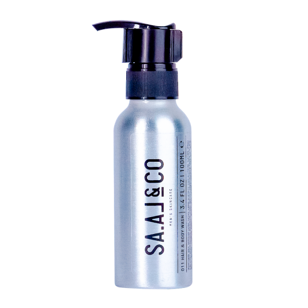 SA.AL & CO HAIR & BODY WASH 250ml