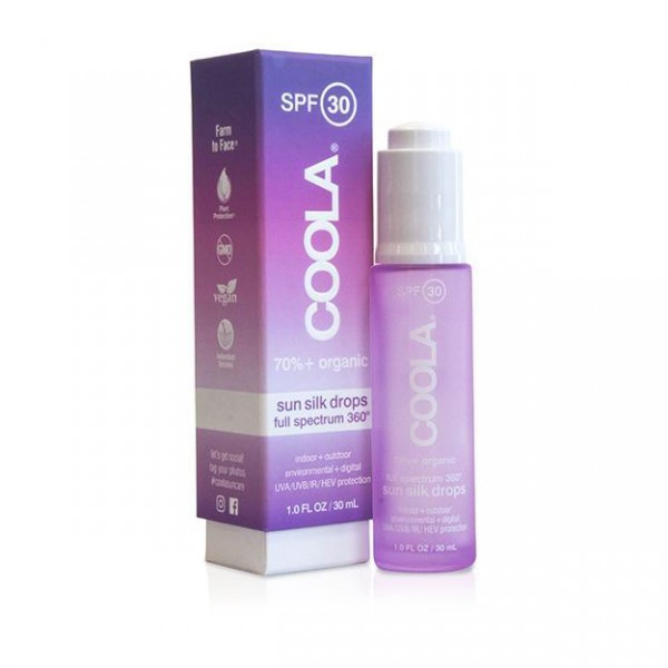 COOLA CLASSIC SUN DROPS SPF 30 360* FULL SPECTRUM 30ml