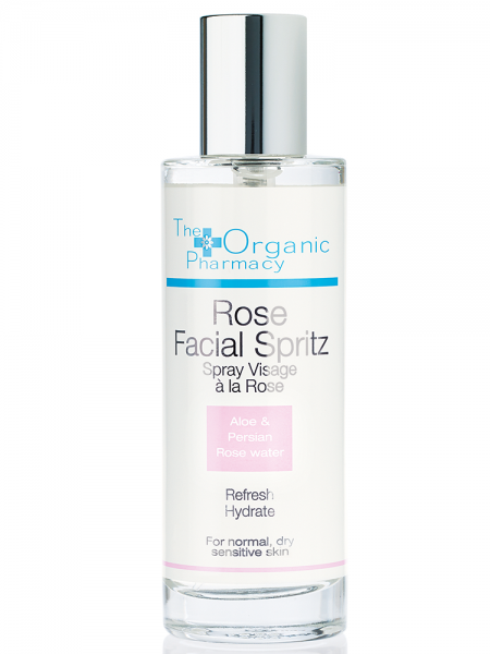 THE ORGANIC PHARMACY ROSE FACIAL SPRITZ 100ml