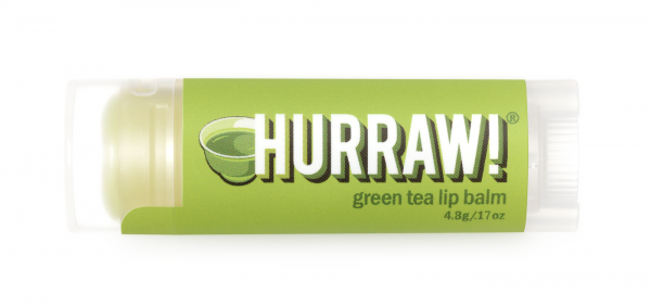 HURRAW TEA LIP BALM 4,3g