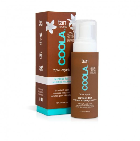 COOLA GRADUAL TAN SCULPING MOUSSE 207ml