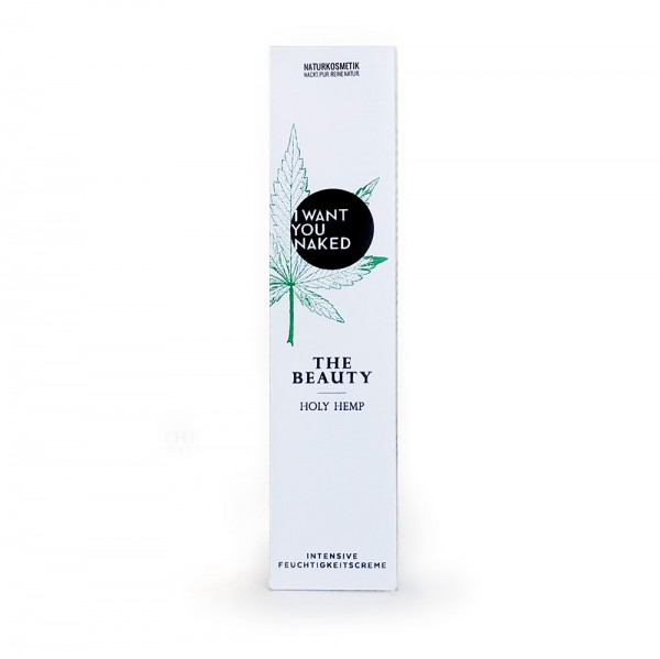 I WANT YOU NAKED THE BEAUTY 50ml